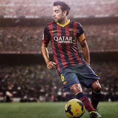 Best play maker of all time. Football Icon, Best Football Players, Good Soccer Players, Fc Barcelona, Barcelona Players, Xavi Hernandez, Pumas, Fifa, Team Wallpaper