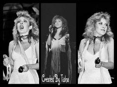 Stevie Nicks Collage Created By Tisha 05/17/15