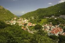 6 LGBT-Friendly Vacation Spots in the Caribbean: Saba