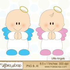 angels+baby+vector - Buscar con Google