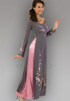 Home :: Exclusive Ao Dai :: Normal :: Exclusive Ao Dai TT490