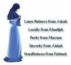 Muslimah In Islam