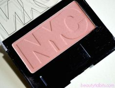 NYC Cosmetics Cheek Glow Blush