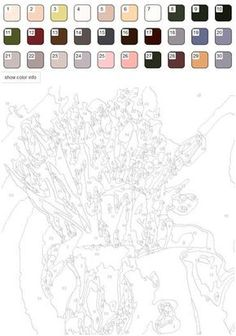 paint by numbers free printables for adults Google