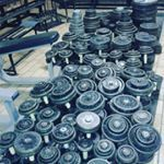 Weights, weights and more weights! Today was D-day. These babies are prepped and ready for a fresh coat of spray paint.  #mfitnessbethalgym #bethalgym #bethal #newbusiness #newbeginnings #fitbusiness #gymowner #personaltrainer #revamp #weights #dumbbells #spraypaints