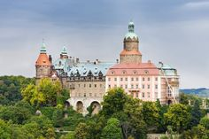 Poland's Most Fascinating Castles, in Pictures