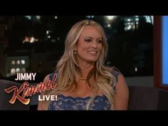 Stormy Daniels Didn't Write Letter Denying Trump Affair, Amusingly Dances Around NDA On Kimmel  The price wasn't high enough apparently. If someone would up the anti I'll be willing to bet she'd sing like a bird! Is there anybody out there willing to up the anti!!