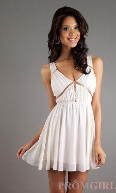 Short Grecian Style Dresses