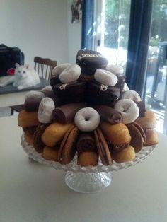 REDNECK BIRTHDAY CAKE !