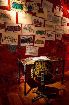 Graffiti: New York Meets the Dam at the Amsterdam Museum · nomadbiba