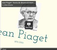 Jean Piaget - Teoria de desenvolvimento