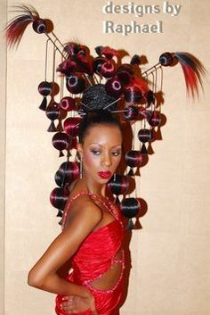 Fantasy Hair | Ethnic hair styles and braided hair pieces are offered as a salon ...