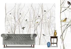 Wallpaper - Pattern Jay - Scandinavian Surface - Accessorize your Home
