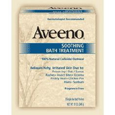 DIY Aveeno Bath Treatment Copy Cat Printable Recipe