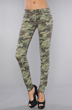 The Camo Pant by Tripp NYC I DESIRE THESE UNDER MY CHRISTMAS TREE!!!