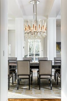 Harvard-Belmont Renovation - transitional - dining room - seattle - Stuart Silk Architects | Limited PS