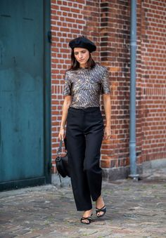 The Best Street Style from Copenhagen Fashion Week Spring/Summer 2020 Copenhagen Style, Copenhagen Fashion Week, Cool Street Fashion, Street Style Women, Fall Looks, Summer Wardrobe, Get Dressed, Fashion Dresses, Fashion Looks