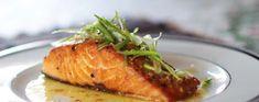 Recept pre prípravu LOSOSA NA MASLE na panvici. Losos je kvalitná a cenovo dostupná ryba. Pečený losos je jednoduchý a patrí medzi zdravé recepty
