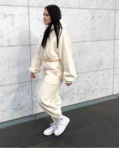 Plush hoodie and jogger matching set. Twenty Twenty, Matching Set, The Twenties, Joggers, Duster Coat, Plush, Street Style, Hoodies, Check