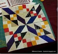 Quiltville's Quips & Snips!!: Naperville Cocoon, Day 1!