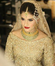 Bridal Looks, Bridal Style, Wedding Wear, Wedding Bride, Pakistani Bridal Hairstyles, Big Fat Indian Wedding, Asian Bridal, Bridal Photography, Real Beauty