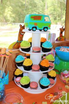 Paxton's 3rd Scooby Doo Party! | CatchMyParty.com