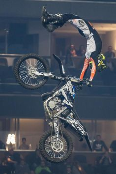 Report: NIGHT of the JUMPs Berlin 2016   Dirt Bike Rider Magazine