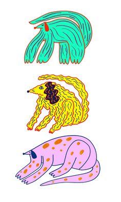 Baby Nursery Art, Nursery Prints, Dog Illustration, Character Illustration, Posca Art, Arte Popular, Free Prints, Character Design, Canvas