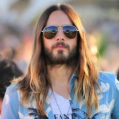 Jared Leto Poses With Jesus Look-Alike and the Resulting Photo Is ...