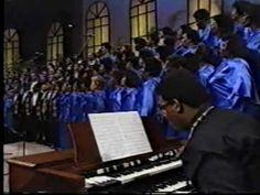 "Florida Mass Choir ""All Night All Day"" - YouTube"
