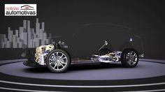 Nova geração de carros híbridos e elétricos da PSA Peugeot Citroen - Not...
