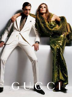 Gucci F/W 2004 Ad Campaign