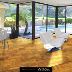 Teak, Floors, Collections, Patio, Interiors, Outdoor Decor, Room, Design, Home Decor