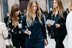 fashion Ra: Paris FW street style moda haftası sokak modası