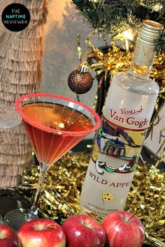 The NapTime Reviewer: D.I.Y. Martini Bar Ideas
