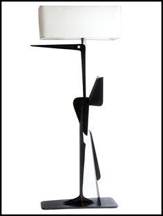 John-Paul Philippe : Crane Floor Lamp
