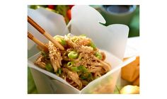 Cold Sneaky Sesame Noodles | Recipe | The Daily Meal