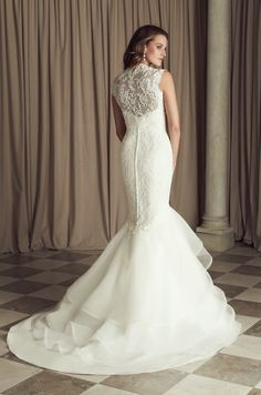 The latest 2014 collection of Paloma Blanca wedding dresses are true to their name; timeless and stunning. These wedding dresses are perfect for a bride who loves a classic fit and style. Which dress do you picture for your wedding day?