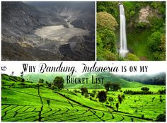 Why Travel to Bandung Indonesia is on my Bucket List! - The Daily Adventures of Me