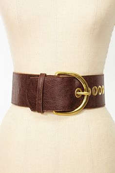 Castaway Leather Belt