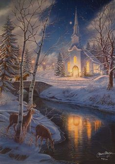 James Meger Holy Night limited edition
