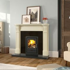 Robinson Stone stock a wide range of wood burning and multi fuel stoves producing various output of heat to suit every size room. Multi Fuel Stove, Stove Fireplace, Wood Burning, Gazebo, Shed, Home And Garden, Room, Stoves, Fireplaces
