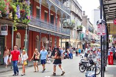 A first timer's guide to New Orleans, #USA | Weather2Travel.com #travel #neworleans #holiday #citybreak