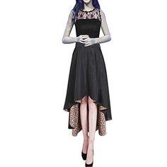 Partiss Damen elegant Patchwork Sommerkleid Spitzenkleid mit Lace Abendkleid Partiss http://www.amazon.de/dp/B00VSPDEG8/ref=cm_sw_r_pi_dp_wWGnvb041Y26G