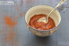 Cómo hacer salsa barbacoa casera. Receta - Directo Al Paladar
