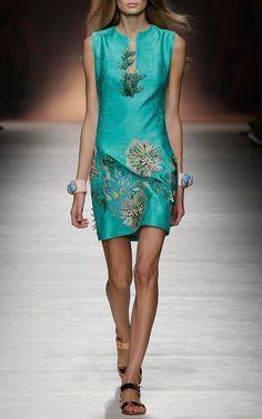 Blumarine Trunkshow Look 8 on Moda Operandi