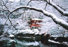 """Daigo-ji (醍醐寺) is a Shingon Buddhist temple in Fushimi-ku, Kyoto, Japan. Several structures, including the kondō and the five-story pagoda, are National Treasures of Japan. As part of the """"Historic Monuments of Ancient Kyoto,"""" it is designated as a World Heritage Site. The five-storey pagoda at Daigoji temple was built in 951 and is the oldest building in Kyoto. It was one of few buildings to survive the Onin War in the 15th century."""