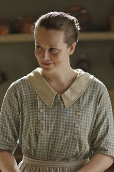 Cara Theobold as Ivy Stewart ~ 9 actors who have left Downton Abbey for better... or worse
