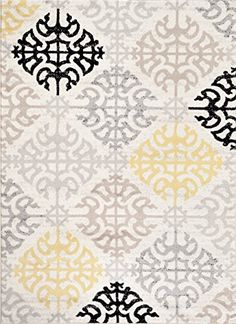 nice Contemporary Geometric Design Indoor Area Rug