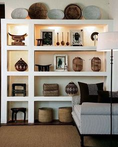 african home decor living room designs ideas Design Room, House Design, Chair Design, African Interior Design, Ethno Design, African Home Decor, South African Decor, South African Design, Home And Deco